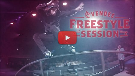 Vendee Freestyle Session 2017 - Best-of