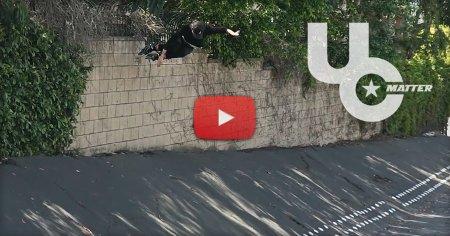 Chris Calkins in Los Angeles (2017) - Big Wheels, Undercover clips by Daniel Scarano