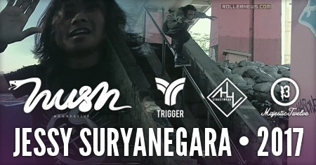 Jessy Suryanegara - Trigger Skate Indonesia (2017)