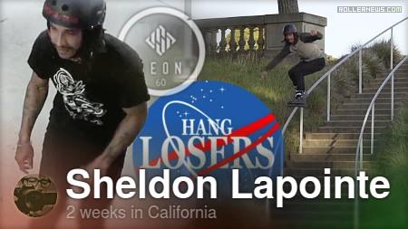 Sheldon Lapointe (Calgary, Canada) - Two Weeks in California (2017)