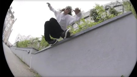 Clips of the day - Alex Burston (London, 2017) by Dom West