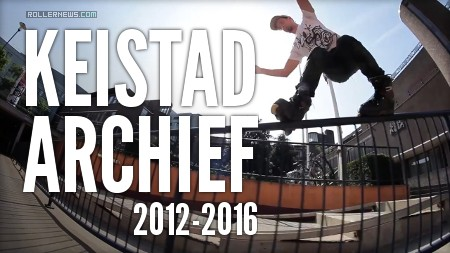 Keistad Archief (The Netherlands, 2012 - 2016) by Michael De Hoop