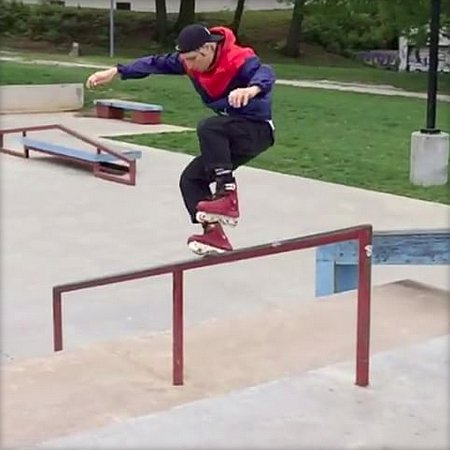 Alex Broskow - Park Clips (2017) by Mike Lilly & KC Roche