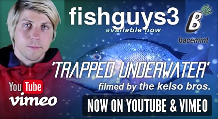 fishguys3 by Sean Kelso (2017), Full Video + Soundtrack on Youtube & Vimeo