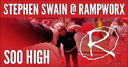 Stephen Swain - Soo High at Rampworx (2017)