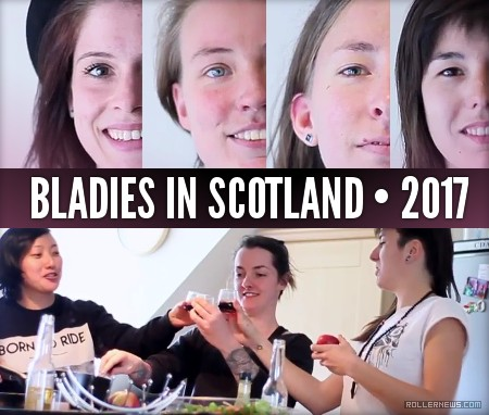 Mery Munoz & Friends - Bladies in Scotland (2017)