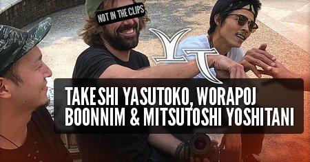 Takeshi Yasutoko, Worapoj Boonnim & Mitsutoshi Yoshitani - Session in Japan (2017)