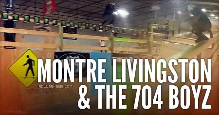 Montre Livingston & the 704 boyz at Soul Ride Park (2017) - Phone Clips