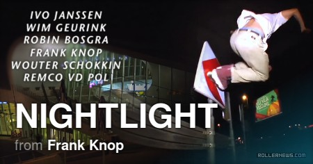 Nightlight (The Netherlands, 2017) by Frank Knop