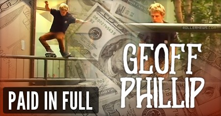Geoff Phillip - Paid in Full (Denver, CO - 2016), Section by Zach Pavel