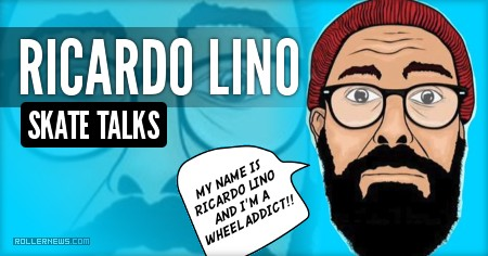 Ricardo Lino - Skate talks with Oli Benet (2017)
