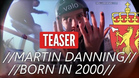 Martin Danning (Norway) - Born in 2000, Teaser