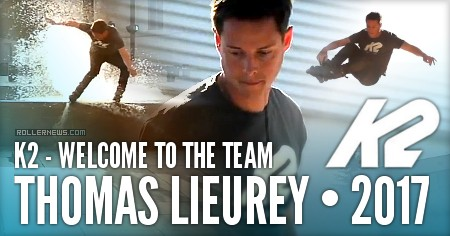 K2 - Thomas Lieurey welcome to the Team (2017)