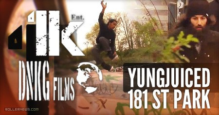 YungJuiced - 181 St Park (NY, New York) - 2017