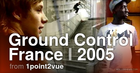 Ground Control France (2005) with Remy Meister & Momo Sylla