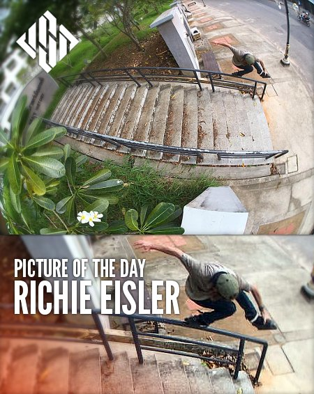 Picture of the day - Richie Eisler (Fishy)