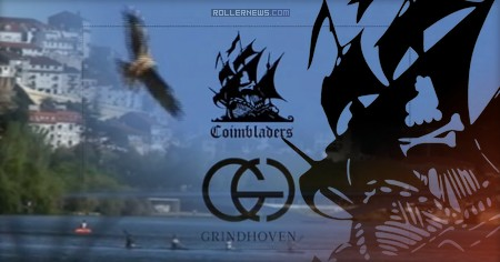 Bom Porto (Portugal) - Coimbladers x Grindhoven (2017)