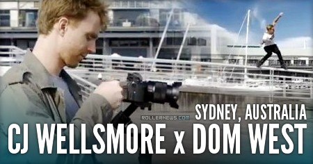 Cj Wellsmore - Sydney (Autralia) Clips by Dom West (2017)