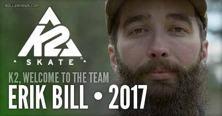 K2 - Erik Bill, Welcome to the Team (2017)