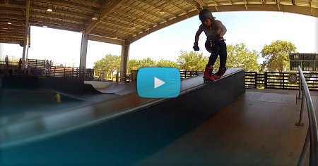 Gaby Velasquez & Melissa Brown - We Ain't Pro Yet (2017, Florida) - Raw Clips