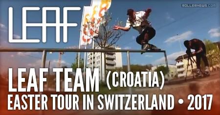 Leaf Team (Croatia) - Easter Tour in Switzerland (2017)