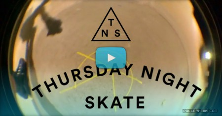 Thursday Night Skate in Peoria, Arizona (2017) by Ryan Buchanan