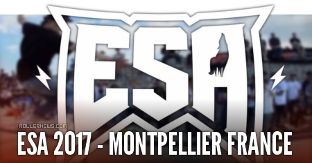 Esa 2017 (Montpellier, France) - Teaser