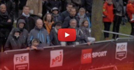 Julien Cudot - 1st place at the Fise Xperience Amiens 2017 (Park Pro)