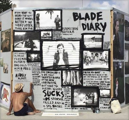 Pietro Firrincieli - Blade Diary (NOW FREE)