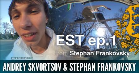 Andrey Skvortsov & Stephan Frankovsky - Tallinn (Estonia), 2017 Street Edit