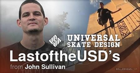 John Sullivan - Lastoftheusd's (2016)
