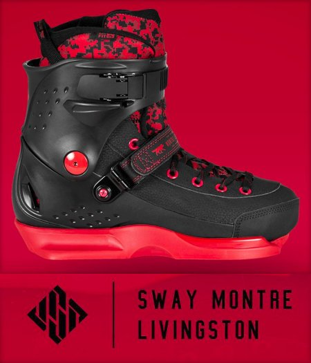 Press Release - USD Skates - Montre Livingston Sway - Eugen Enin Carbon Free