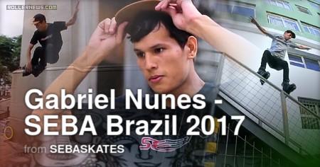 Gabriel Nunes - Seba Brazil 2017