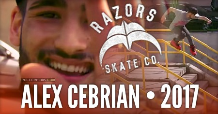 Alex Cebrian (Spain) - 2017 Razors Edit by Teles Angel