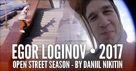 Egor Loginov (Siberia) - Open Street Season 2017