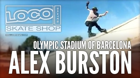 Monster Trick - Alex Burston, True Topsoul in Barcelona