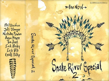 Snake River Special 2 (2014) - Sections