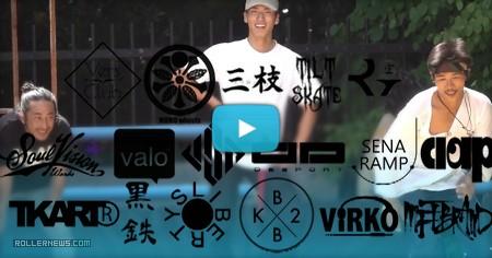 RideOut VI (Japan), presented by Soichiro Kanashima, with David Sizemore, Worapoj Boonnim, Richie Eisler & more