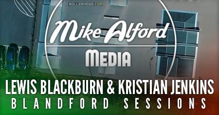 Lewis Blackburn & Kristian Jenkins - Blandford Sessions (2017) by Mike Alford