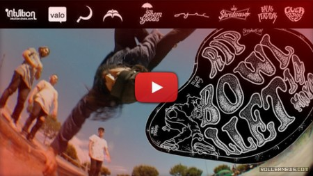 Ripbowllet 2017 (Barcelona) with Adria Saa, Michel Prado, Marc Moreno & Friends