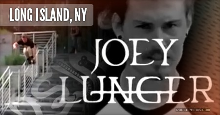 Joey Lunger (Long Island, NY) - Ain't No Thang