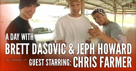 A Day with Brett Dasovic & Jeph Howard - Guest Starring Chris Farmer