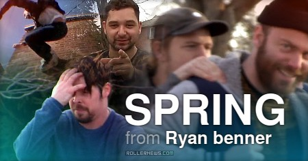 Spring 2017 by Ryan Benner, with Aaron Pyle, Reed Huston, Stefan Brandow & Friends