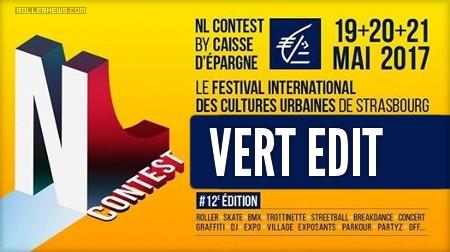 Nouvelle Ligne - NL Contest 2017 (Strasbourg, France) - Vert Edit by Miguel Ramos