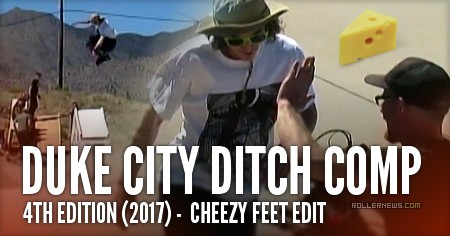 Duke City Ditch Comp (New Mexico, 2017) - Cheezy Feet Edit