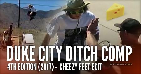 Duke City Ditch Comp (New Mexico, 2017) - Cheezy Feet Edit