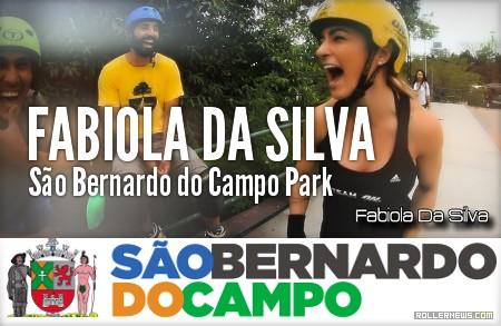 Fabiola da Silva (37) - Vert Clips (2017) at Sao Bernardo do Campo Park