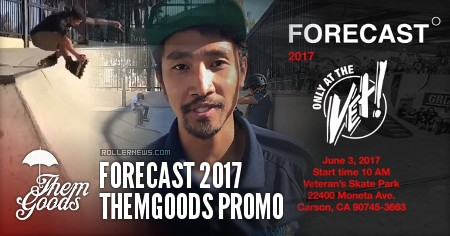 Forecast 2017 tradeshow (Santa Ana, California) - Themgoods Promo Edit