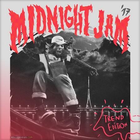 Midnight Jam 2017 (Latvia) - Therolling Edit