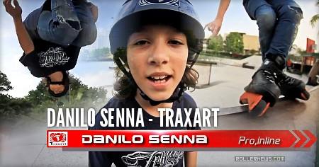 Danilo Senna (11, Brazil), Traxart Park Edit by Caio Radical